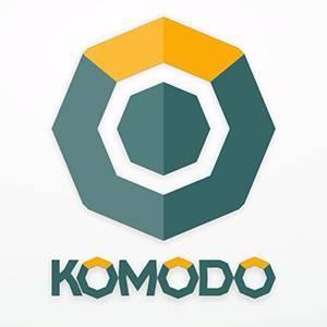 Komodo kopen België met Bancontact